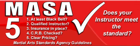 Martial Arts Standards Agency